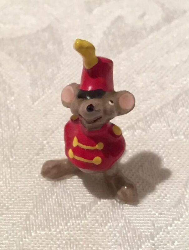 Vintage Hagen Renaker Disney Timothy Mouse From Dumbo Figurine Figure Miniature