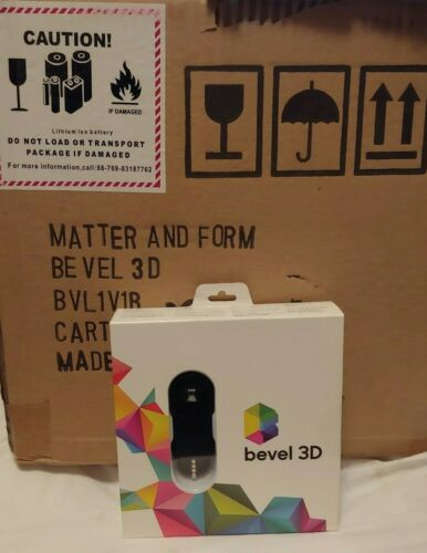 Case of 24 Bevel 3D attachments for smart phones.