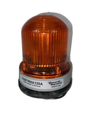 Edwards Signaling 125strna120a Warning Lightstrobe Tube120vacamber