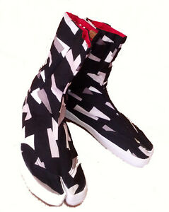 Shatter-Pattern-Tabi-Boots-with-Tabi-Socks