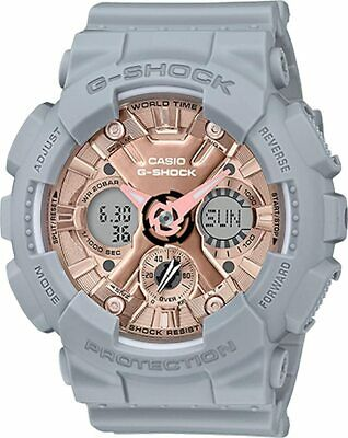 Casio G-Shock GMAS-120MF-8A Analog-Digital Women's Watch