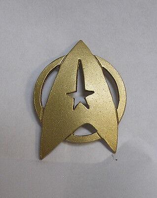 Vintage Star Trek Uniform Insignia Small Pin 1