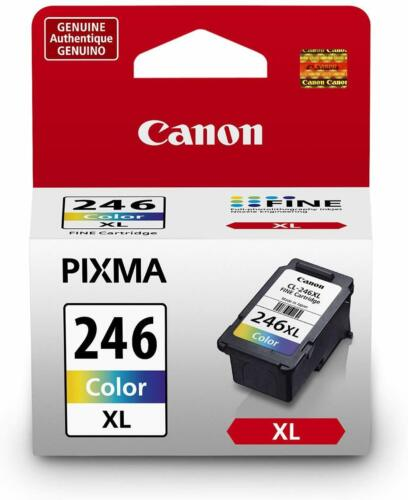 NEW SEALED Canon CL-246XL Color Ink Cartridge