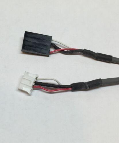 CD Rom Sound Cable white black connectors sound blaster