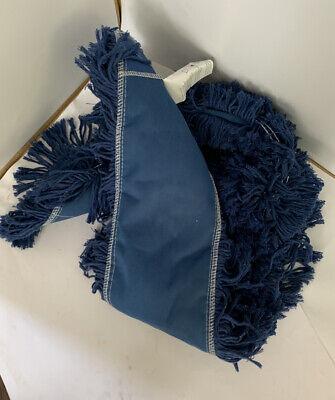 Tough Guy 1tzd8 Cotton Dust Mop Blue