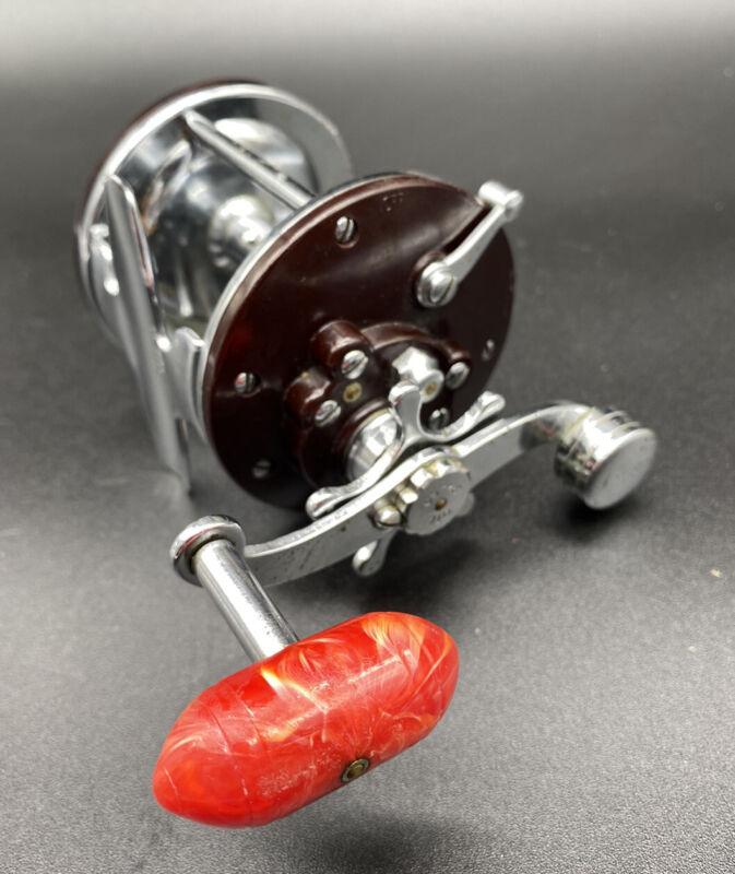 Vintage PENN Peerless 9 Levelwind Saltwater Conventional Fishing Reel