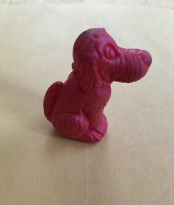 Vintage Nb 1989 Clifford The Big Red Dog Eraser Pencil Topper
