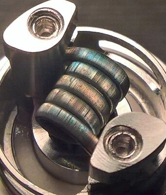 Framed Staple Coil, 3,5mm, 0,20Ohm, 100% Ni80, Vapor Giant V5S, Vapor Giant V5M
