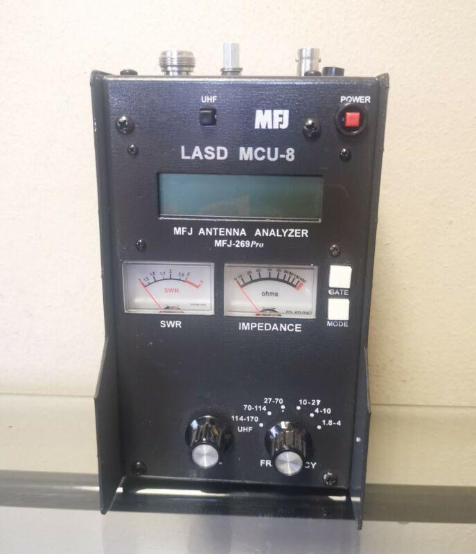 MFJ-269 PRO Radio SWR Antenna Analyzer w/ Box (perfect)