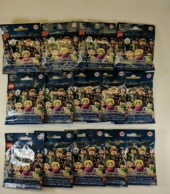 14 NEW Lego Harry Potter Fantastic Beasts Series 1 Minifigs UNSEARCHED