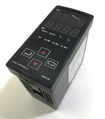 Dwyer Love Controls 8b-33 Temperature Controller