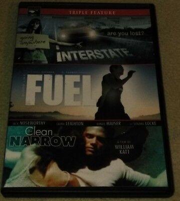 INTERSTATE / BLOOD LIKE FUEL & CLEAN AND NARROW DVD *RARE oop *HORROR *HALLOWEEN](Horror Movies Like Halloween)