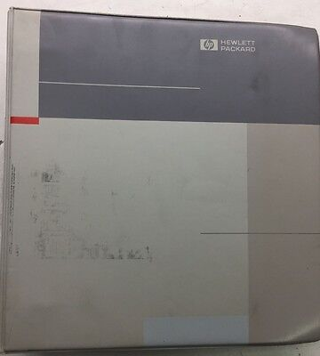 Hp 8920a 8920b 8921a Test Set Hp-ib Programmers Guide Pn 08920-90204