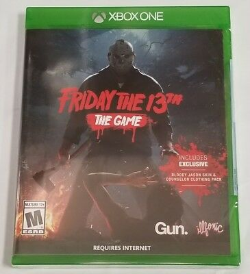 Friday the 13th: The Game for Microsoft Xbox One X1 (Friday The 13th Game Xbox One X)
