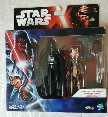 Star Wars Darth Vader & Ahsoka Action Figures