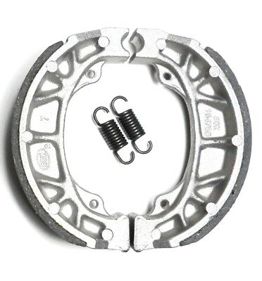 Tao Tao ATM50A1 Speedy 50cc Scooter Rear Brake Shoes with Springs