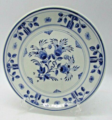 Lovely Delft Bluewall plate from De Porceleyne Fles (Royal Delft) - 7 1/4 in.