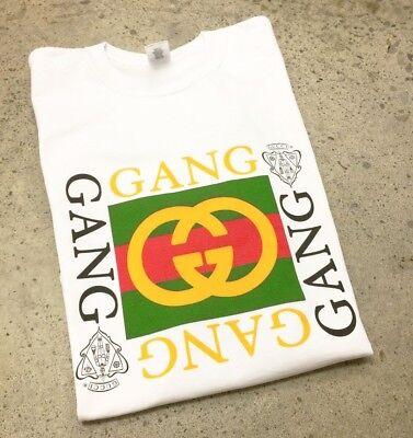 Lil Pump T Shirt Gucci Gang Migos Travis Scott Yeezy Tour Concert Supreme S Xxl