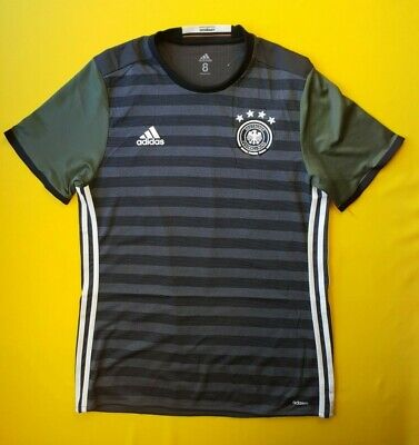 5+ 5 Germany DBF authentic soccer jersey 2016 shirt BQ7492 Adidas football  ig93 9b0566485