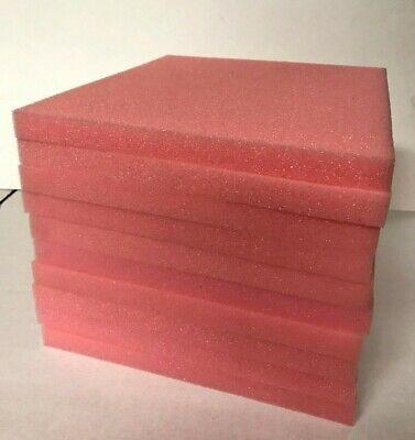 Lot Of 10 Anti Static Foam Electrical Shipping Pack Sheets 10.5 X 9.75 X 0.75