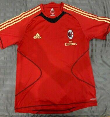 AC Milan Training Jersey 2010/2011 Adidas - Size Large