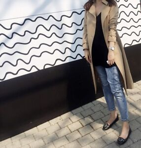 Sandro Paris Classic Trench cost / more Maje & Burberry