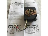 Dual KS4 Endabschaltung//Kontaktplatte CS 721,704,601,510,1228,1226,1225,1224....