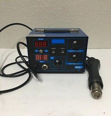 700w 862d Smd Soldering Station Rework Hot Air Gun Solder Iron Welding Tool