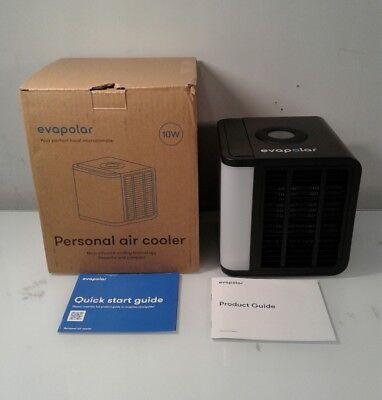 Evapolar First Nano Tech Portable Personal Air Cooler / Humidifier / Cleaner