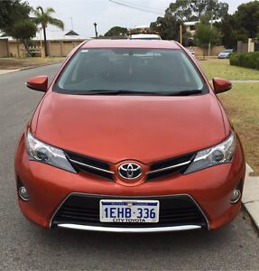 Toyota Corolla 2013 Maylands Bayswater Area Preview