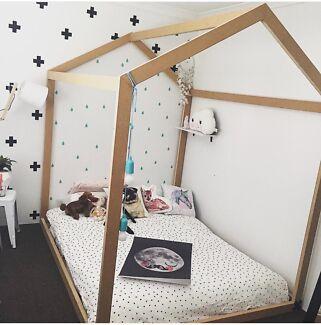 """House"" bed frame"