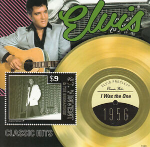 St-Vincent-The-Grenadines-2013-MNH-Elvis-Presley-Classic-Hits-IV-1v-SS-Was-One