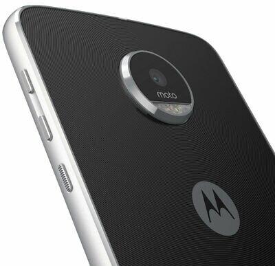 New UNOPENDED Motorola Moto Z Play Droid XT1635-1 VERIZON Smartphone/Black/32GB