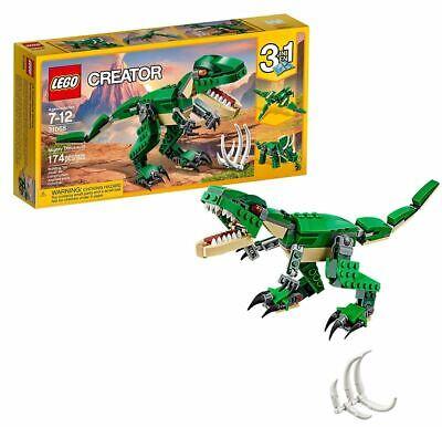 LEGO Creator Mighty Dinosaurs 174 Piece Toy Building Blocks For Girls Boys New