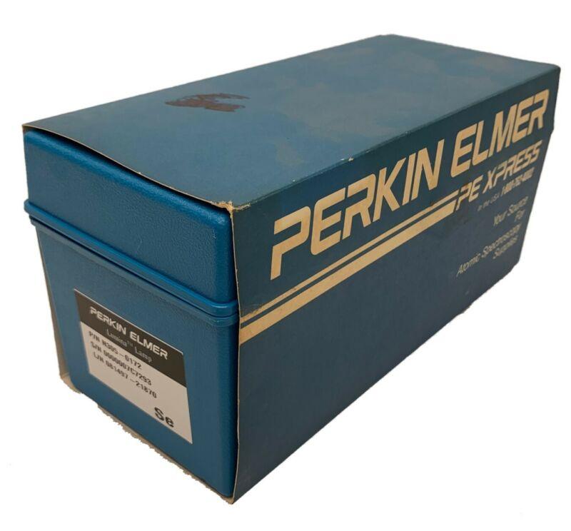 PERKIN ELMER P/N N305-0172 LUMINA LAMP