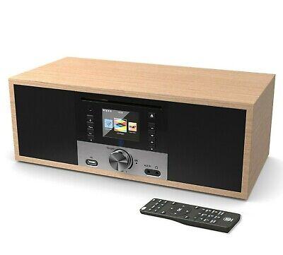 Majority Internet Radio Digital DAB/DAB+  FM Hifi Bluetooth Wifi for sale  United Kingdom