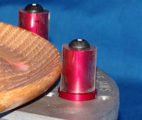 Special Tall Grippers Bumpers for Wood River Chuck and Extension Jaws