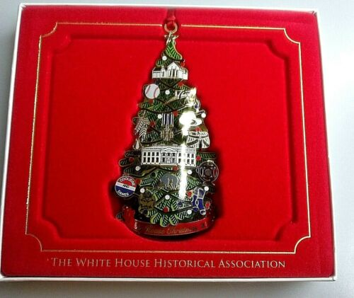 The White House Historical Association 2015 Christmas Ornament