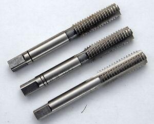 Parte-3-piezas-Macho-manual-roscado-con-macho-HSS-M4-M5-M6-M8-M10-M14-IZQUIERDA