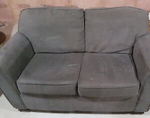 Mint Condition Grey Couch Set