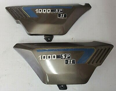 Moto Guzzi 1000 SP II side covers, battery cover 1983 -1988 for motorcycle