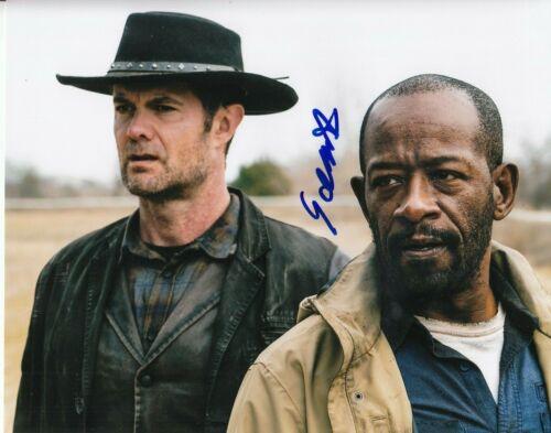 GARRET DILLAHUNT signed (FEAR THE WALKING DEAD) 8X10 photo John *PROOF* W/COA #1
