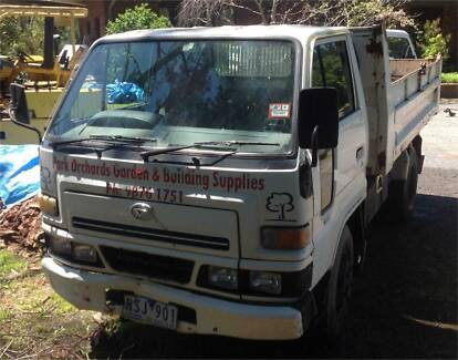 Great Small Tip Truck (Standard Drivers Licence)
