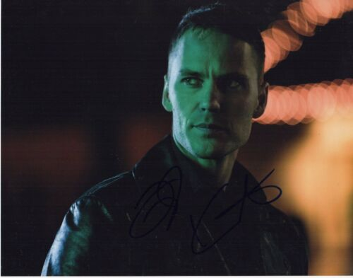 TAYLOR KITSCH SIGNED TRUE DETECTIVE PHOTO 11X14 AUTOGRAPH! FRIDAY NIGHT LIGHTS