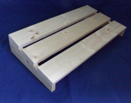 """Custom Guitar / Bass Effect Pedal Board - Unfinished DIY Large 12"""" x 24"""" Size"""