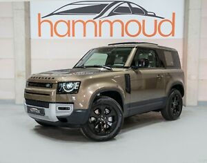 """Land Rover Defender P400*90*HSE*20""""*MY2022*TOP*Stock"""