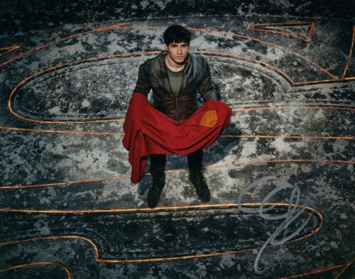 Cameron Cuffe Signed Autographed 8x10 Photo KRYPTON COA