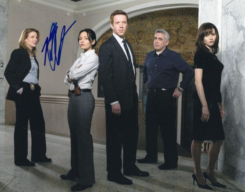 Robin Weigert Deadwood Star Calamity Jane Signed 8x10 Photo w/COA #4
