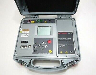 Amprobe Amb-110 High Voltage 10000v Insulation Resistance Tester Amb110
