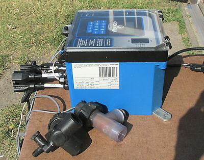 Chem-a-qua Water Pump Cat Pmct210cfs2w .. Single Phase ... 90-250v .. Vz-301